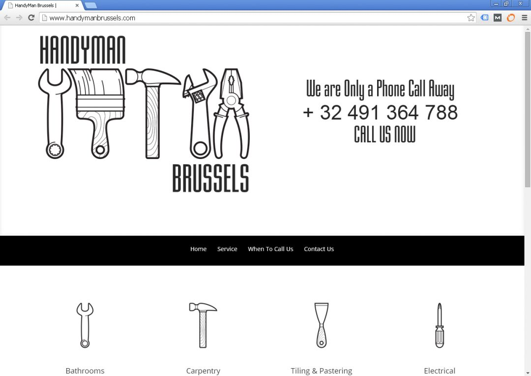 Handyman Brussels