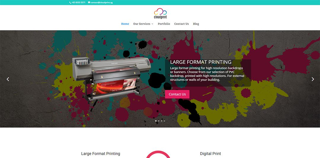 Cloud Print Pte Ltd